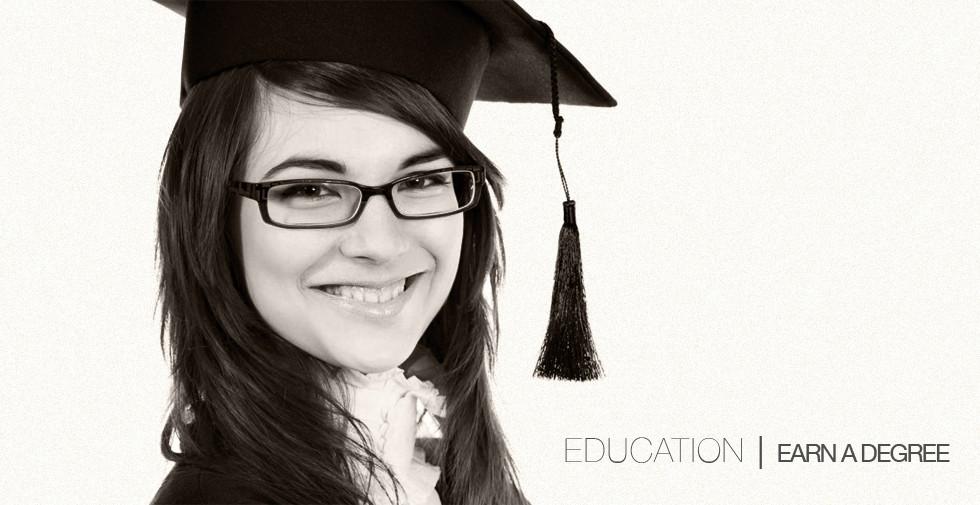 Education: Earn a Degree